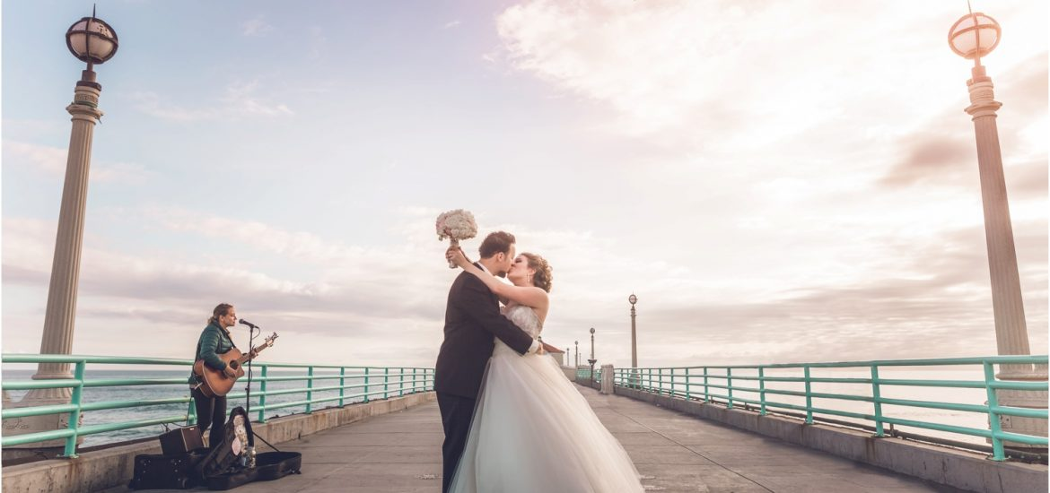 Manhattan Beach, Los Angeles, Verandas Beach House Wedding