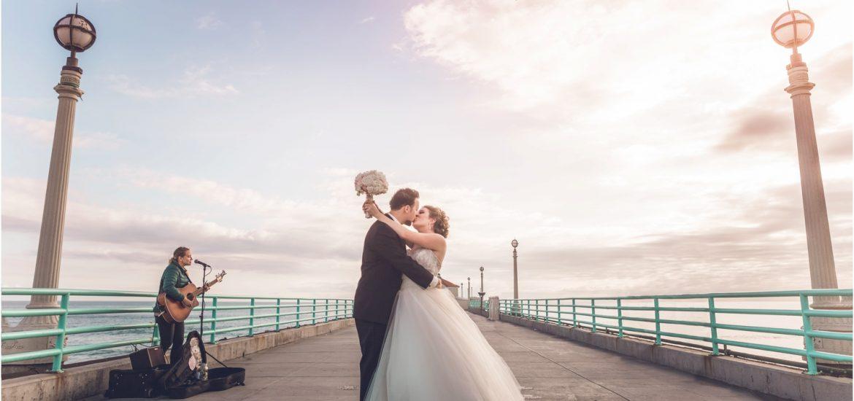 Manhattan Beach, Los Angeles, Verandas Beach House Wedding