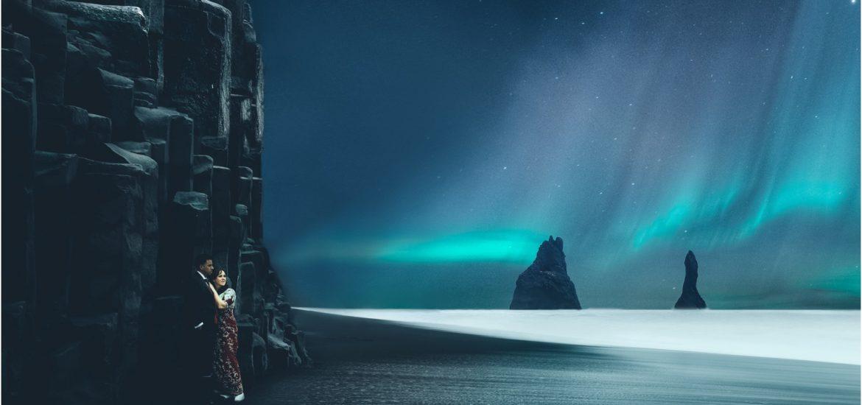 iceland destination wedding ice caves glacier lagoon jokularlon black sands beach plane crash wreckage jimmy bui
